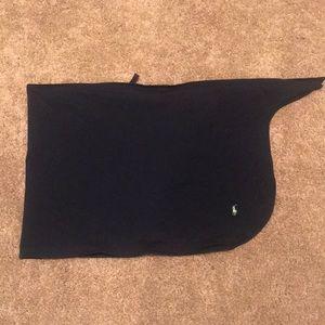 Ralph Lauren Swimsuit Cover Up Navy Sz: Large